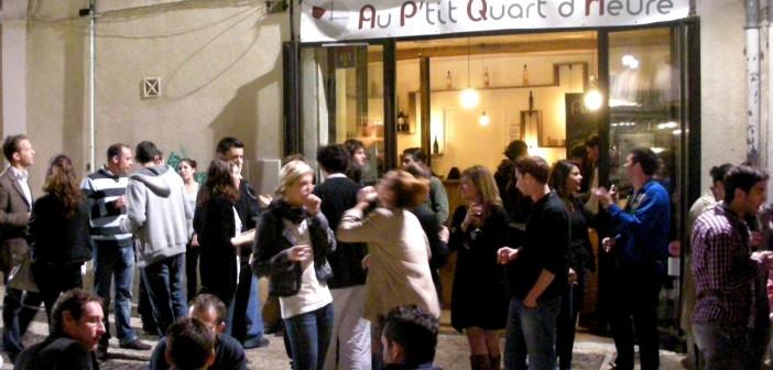 Bar à vin Au P'tit Quart d'Heure