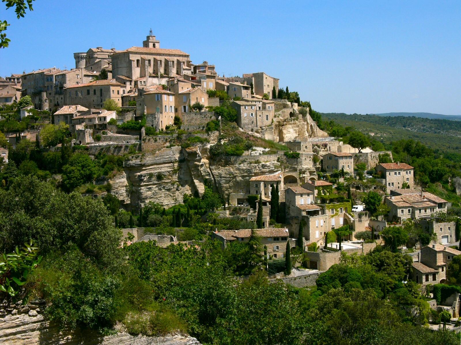 Paysage Aix En Provence