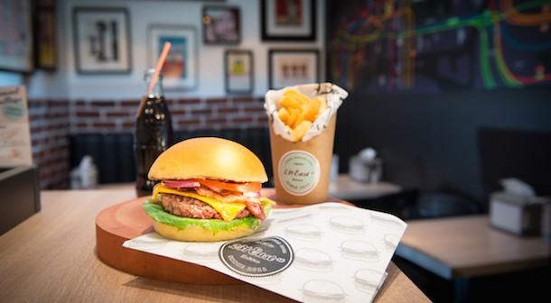 231 East Street Burger