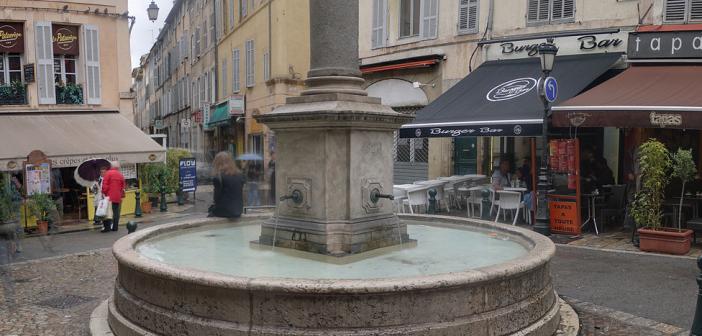 Place des Augustins Aix en Provence