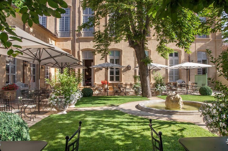 Hôtel de Caumont Aix en Provence